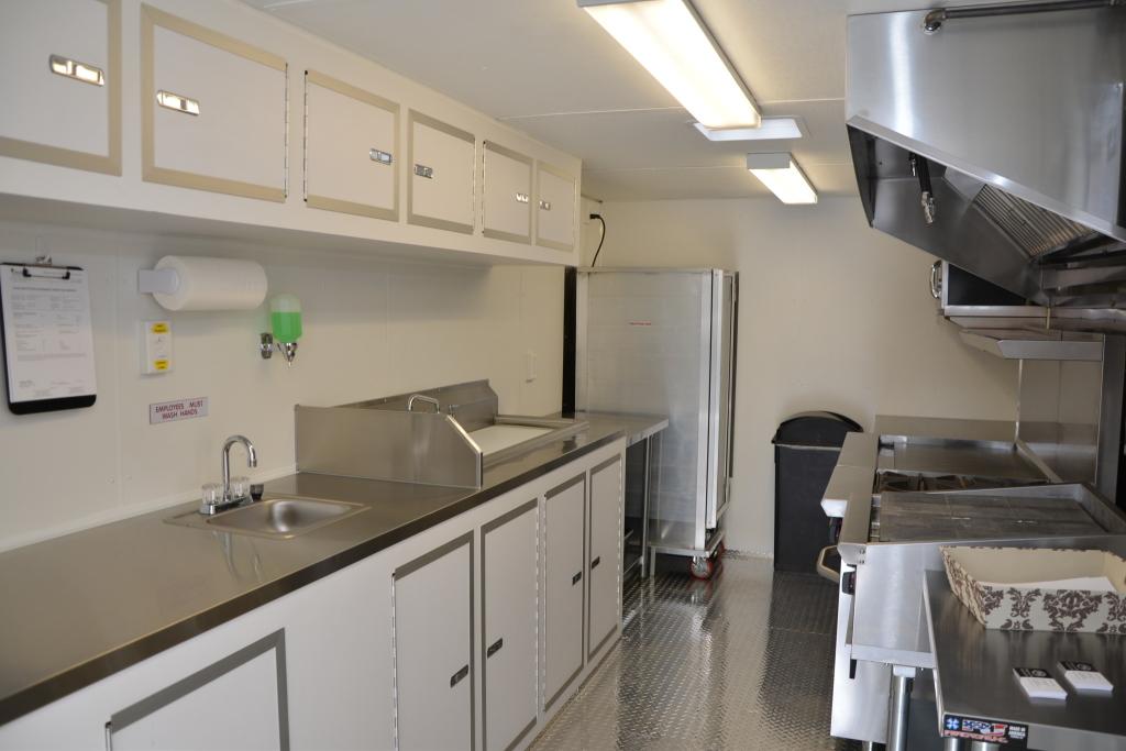 mobile kitchen trailer events